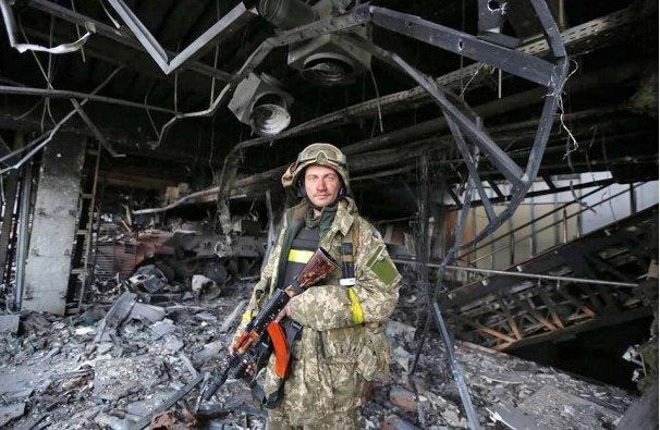 Донецкие Киборги: «Украинская армия, это уже не просто слова, а серьезная сила» (фото) - фото 4