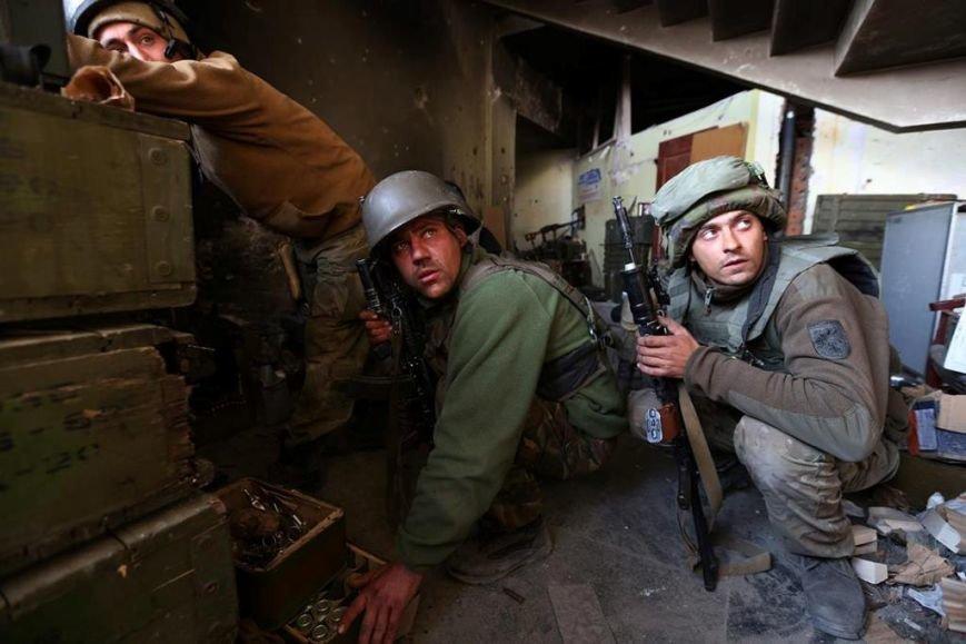 Донецкие киборги: «Украинская армия - это уже не просто слова, а серьезная сила», фото-1