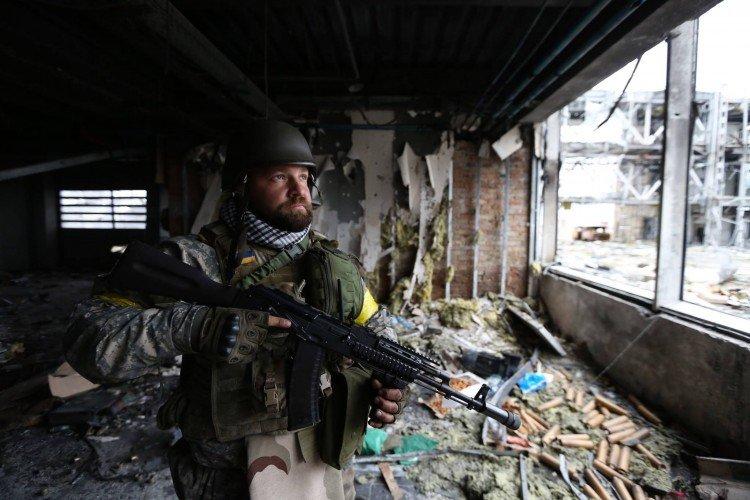 Донецкие Киборги: «Украинская армия, это уже не просто слова, а серьезная сила» (фото) - фото 5