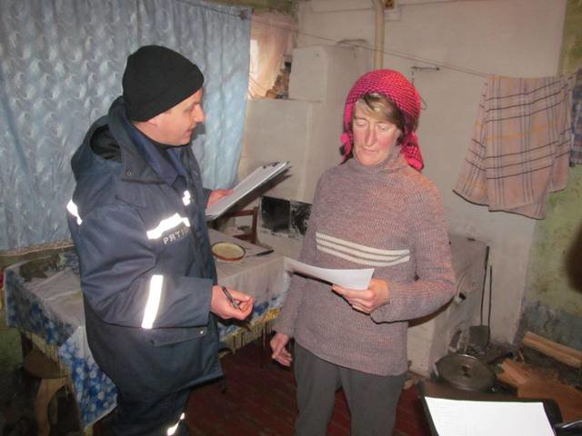 На Житомирщині рятувальники  проводять відпрацювання населених пунктів, фото-2