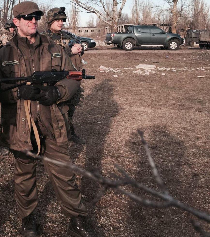 Силы АТО  в поселке Широкино ответили танковым ударом на атаку сил «ДНР»,- Шктряк (ФОТО) (фото) - фото 1