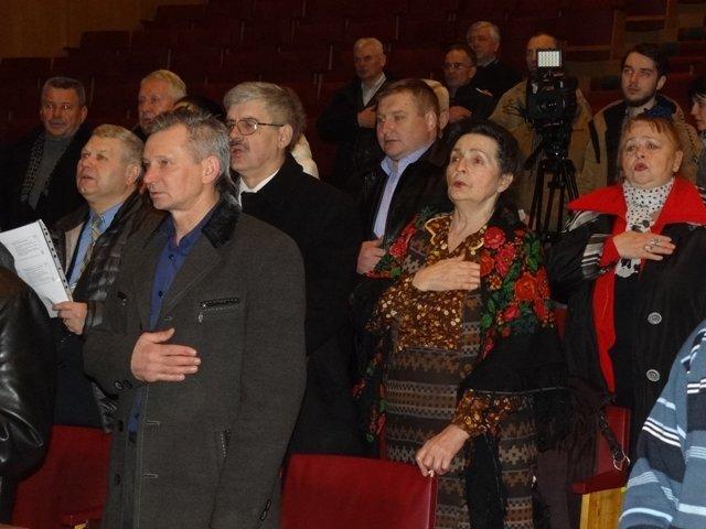 Громадську раду при ОДА втретє очолив Юрій Ходаковський (фото) - фото 1