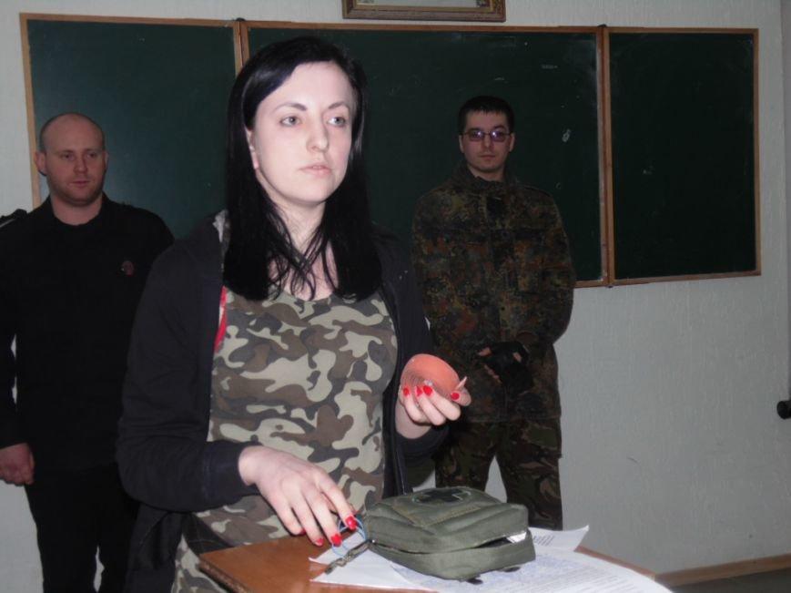 У Тернопільському педуніверситеті навчали, як діяти в зоні бойового конфлікту і під час терактів (фото) - фото 2