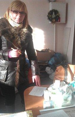 Макеевчане собрали гуманитарный груз для жителей Дебальцево (фото) - фото 2