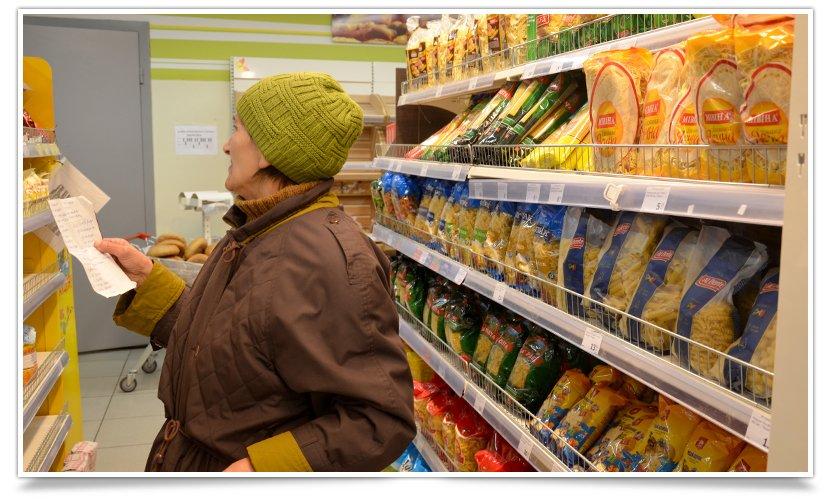 О продуктовом ажиотаже в Славянске (фото) - фото 3
