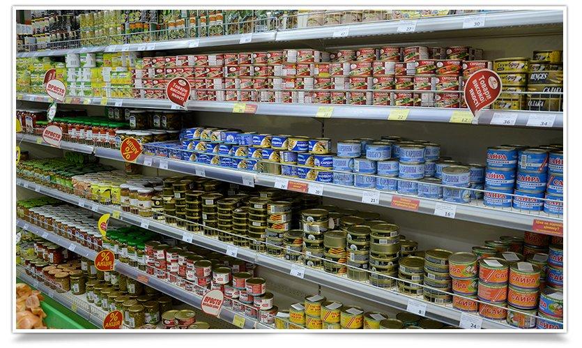 О продуктовом ажиотаже в Славянске (фото) - фото 2