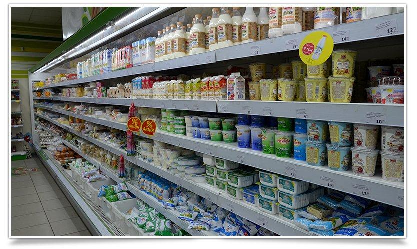 О продуктовом ажиотаже в Славянске (фото) - фото 1