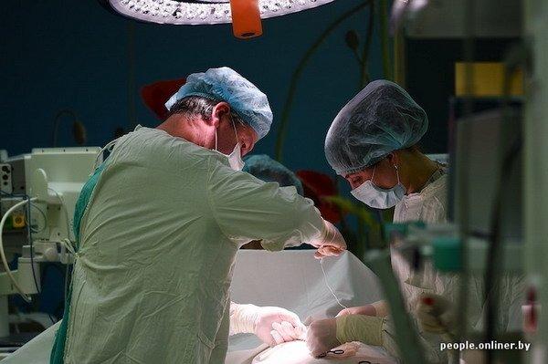 Фоторепортаж: как гродненские хирурги спасают детские жизни в операционной, фото-9