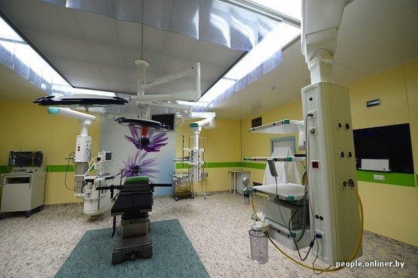 Фоторепортаж: как гродненские хирурги спасают детские жизни в операционной, фото-3
