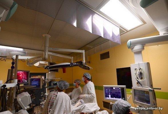 Фоторепортаж: как гродненские хирурги спасают детские жизни в операционной, фото-24