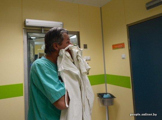 Фоторепортаж: как гродненские хирурги спасают детские жизни в операционной, фото-27