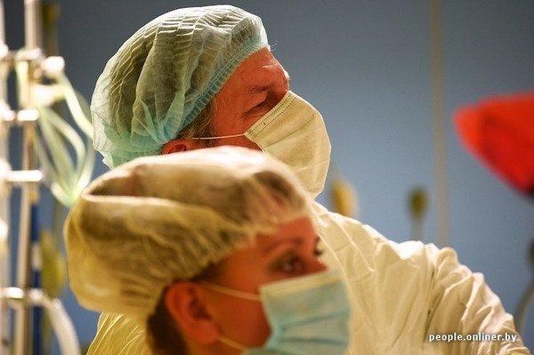 Фоторепортаж: как гродненские хирурги спасают детские жизни в операционной, фото-19