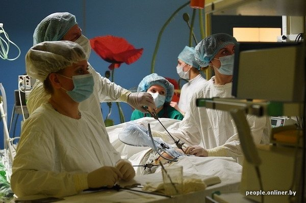 Фоторепортаж: как гродненские хирурги спасают детские жизни в операционной, фото-20