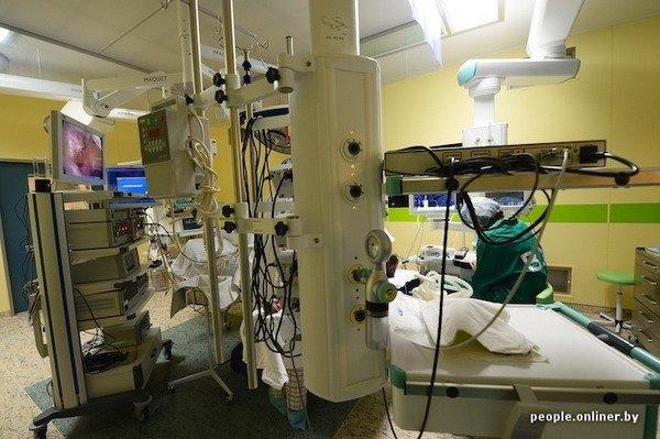 Фоторепортаж: как гродненские хирурги спасают детские жизни в операционной, фото-26
