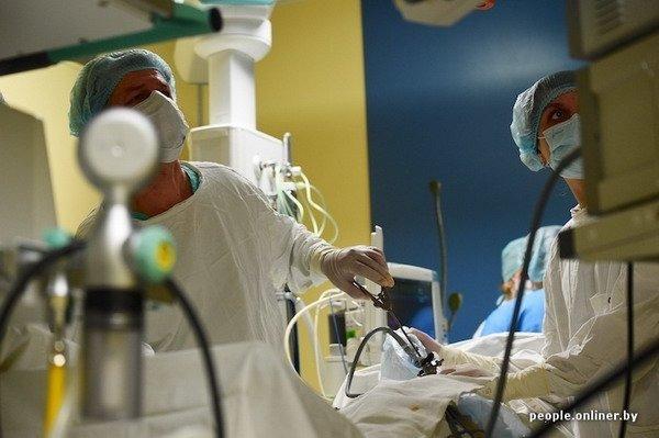 Фоторепортаж: как гродненские хирурги спасают детские жизни в операционной, фото-22