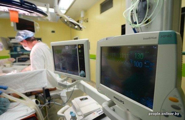 Фоторепортаж: как гродненские хирурги спасают детские жизни в операционной, фото-7