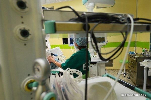 Фоторепортаж: как гродненские хирурги спасают детские жизни в операционной, фото-8