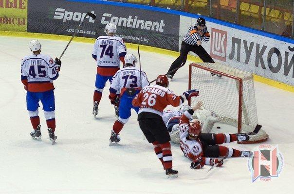Плей-офф беларуской экстралиги  по хоккею сезона 2014/2015: кто вылетит первым? (фото) - фото 4