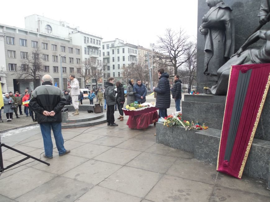Харьковчане простились в погибшем в результате теракта на Маршала Жукова 15-летним Данилом (ФОТО+ВИДЕО) (фото) - фото 1