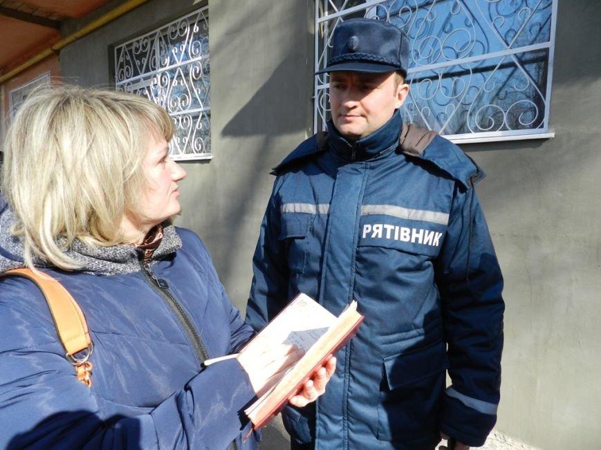 В Херсоне при участии общественности и журналистов проверяли защитные сооружения и укрытия (фото) - фото 2