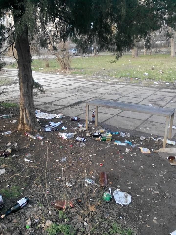 ФОТОФАКТ: Спальные районы и окраины Симферополя утопают в мусоре, фото-1
