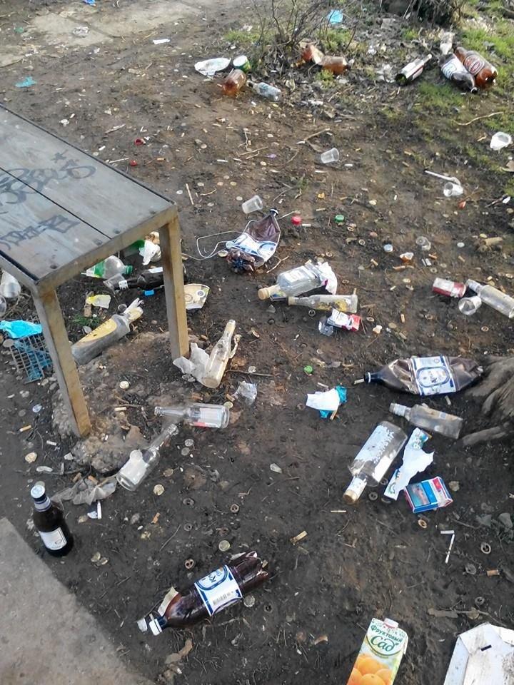 ФОТОФАКТ: Спальные районы и окраины Симферополя утопают в мусоре, фото-2