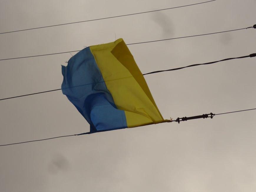 В Мариуполе продолжается идеологическая война (ФОТОФАКТ) (фото) - фото 1