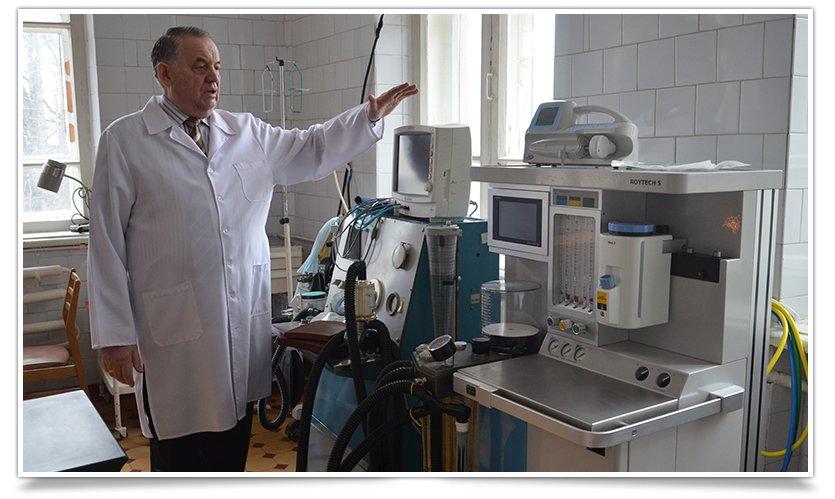 Сегодня в Славянске медики представили СМИ новое медицинское оборудование (фото) - фото 3