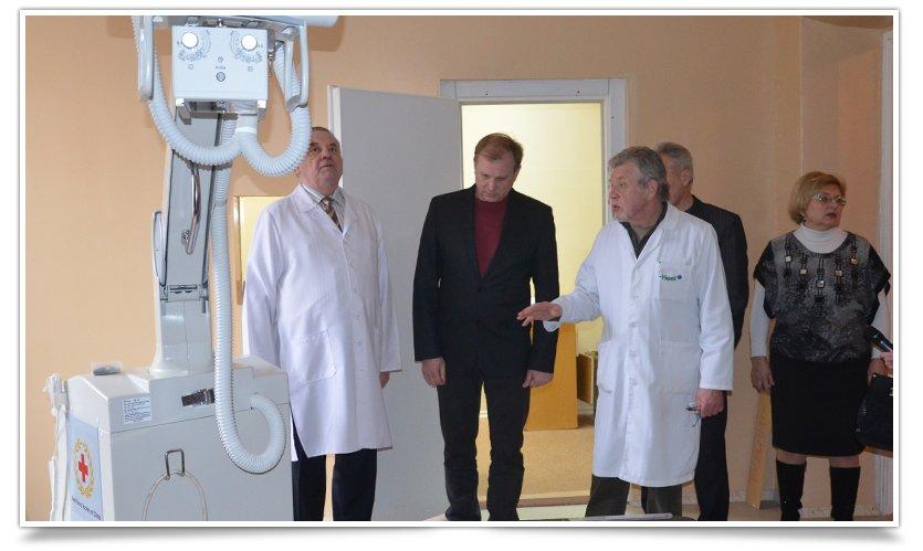 Сегодня в Славянске медики представили СМИ новое медицинское оборудование (фото) - фото 5