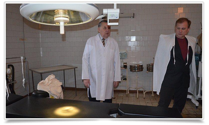 Сегодня в Славянске медики представили СМИ новое медицинское оборудование (фото) - фото 6