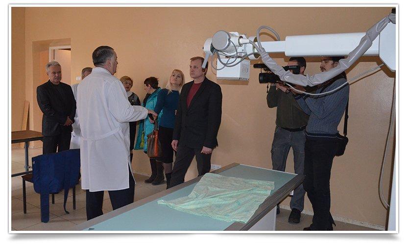 Сегодня в Славянске медики представили СМИ новое медицинское оборудование (фото) - фото 4