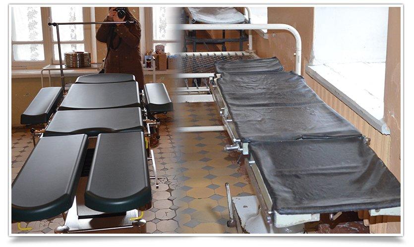 Сегодня в Славянске медики представили СМИ новое медицинское оборудование (фото) - фото 1