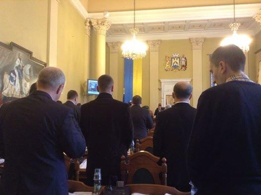 ФОТОФАКТ: львівські депутати помолились за життя українських військових, фото-2
