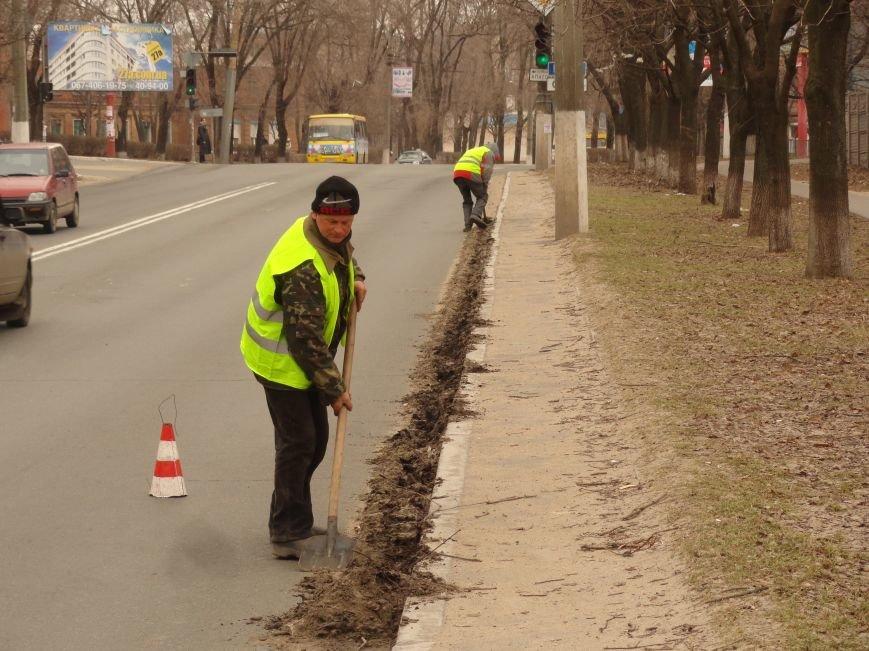 В Мариуполе началась генеральная уборка к Пасхе (ФОТОРЕПОРТАЖ) (фото) - фото 1