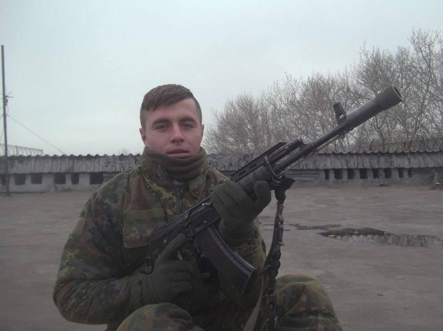 Погибших под Мариуполем в ДТП бойцов похоронили в Киеве (ФОТО), фото-3