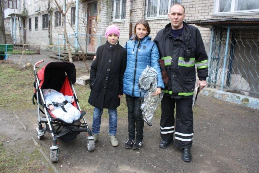 В Запорожье пожарные спасли 3 женщин и 3 детей (ФОТО) (фото) - фото 5