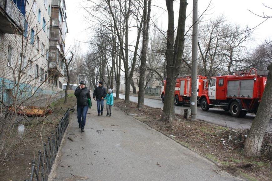 В Запорожье пожарные спасли 3 женщин и 3 детей (ФОТО) (фото) - фото 2