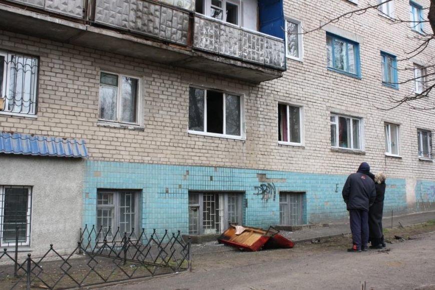 В Запорожье пожарные спасли 3 женщин и 3 детей (ФОТО) (фото) - фото 1