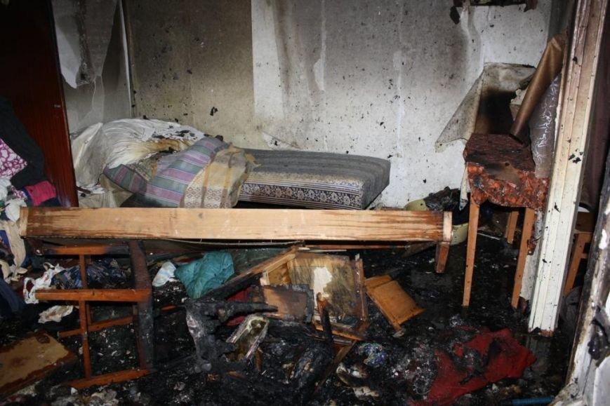 В Запорожье пожарные спасли 3 женщин и 3 детей (ФОТО) (фото) - фото 3