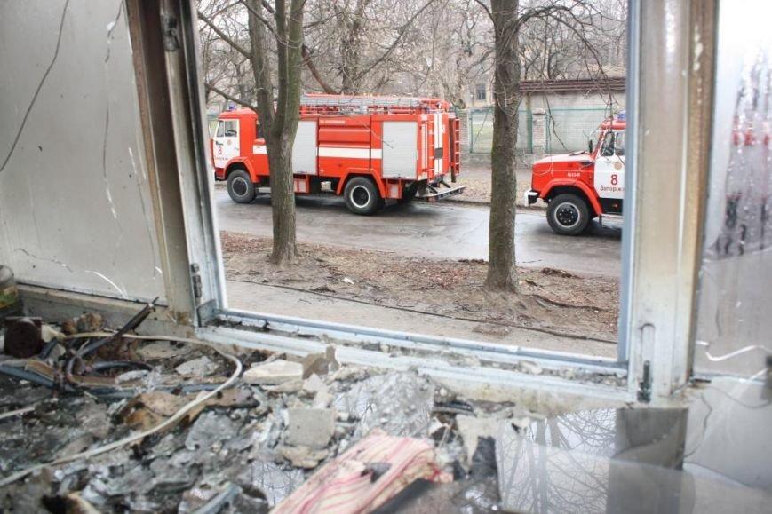 В Запорожье пожарные спасли 3 женщин и 3 детей (ФОТО) (фото) - фото 4