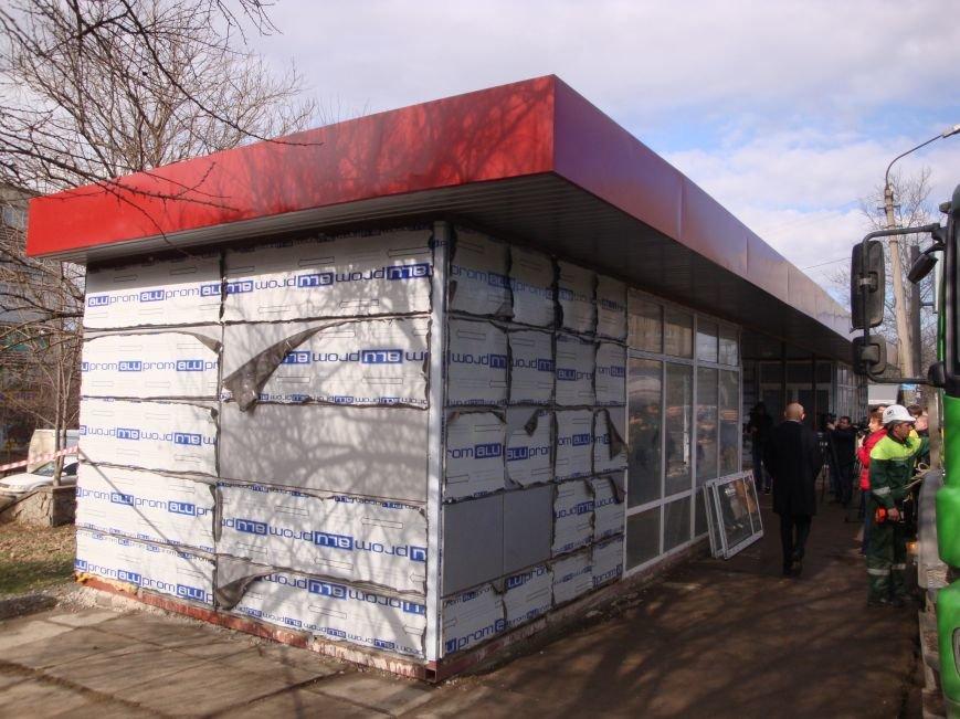 В Симферополе приступили к сносу ларьков: начали с ул. Киевская (ФОТО) (фото) - фото 1