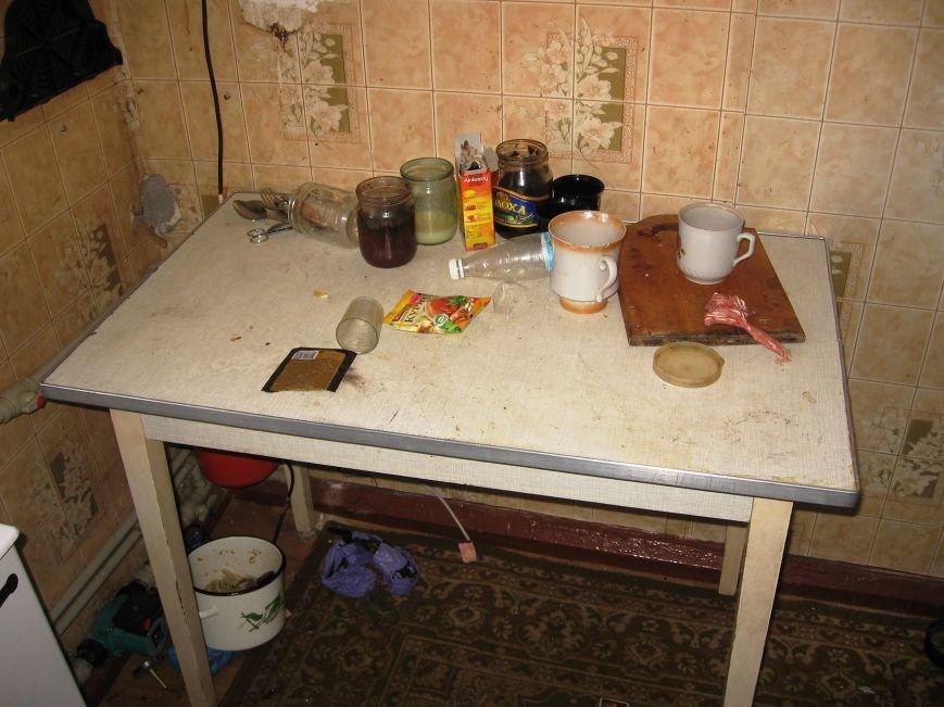 В Артемовске дружеское застолье закончилось поножовщиной, фото-5