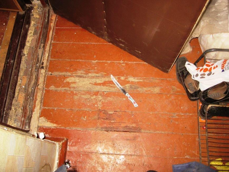 В Артемовске дружеское застолье закончилось поножовщиной, фото-3