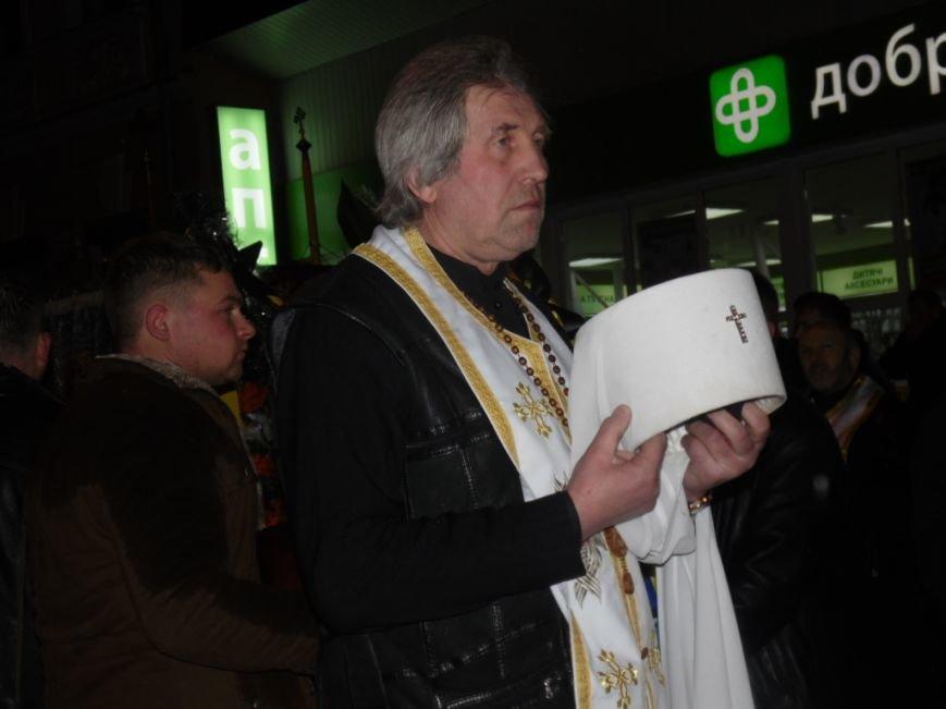 Сотні тернополян зустріли тіло предстоятеля УАПЦ Блаженнішого митрополита Мефодія (фото), фото-2