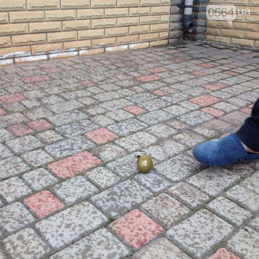 В Кривом Роге: задержали милиционера-наркоторговца, депутату во двор бросили 2 гранаты, а музыкантов номинировали на престижную премию (фото) - фото 2