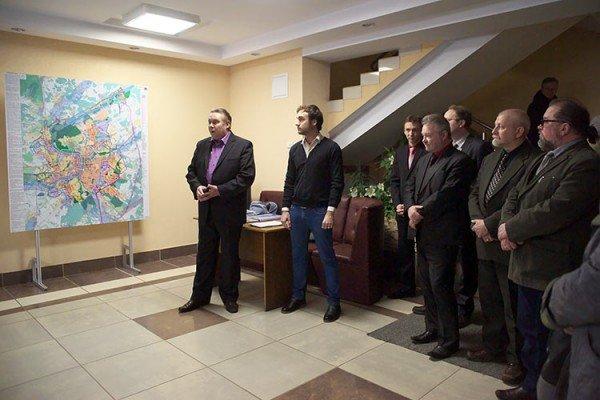 Генеральный план Витебска представили общественности, фото-1