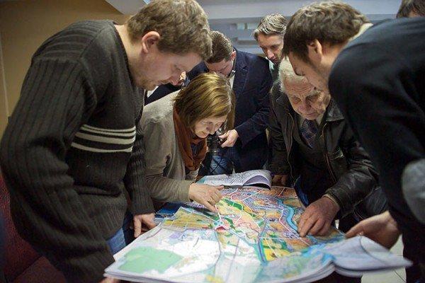 Генеральный план Витебска представили общественности, фото-2