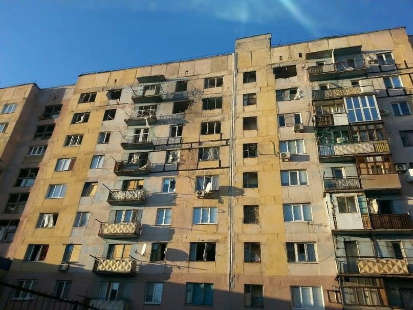 Криворожские волонтеры доставили гуманитарную помощь военным в Авдеевку (фото), фото-5