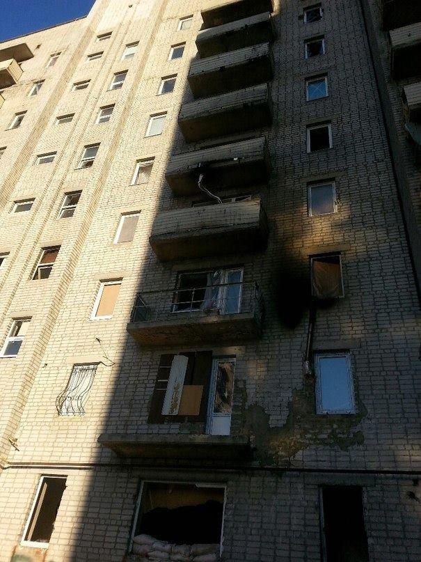 Криворожские волонтеры доставили гуманитарную помощь военным в Авдеевку (фото), фото-4