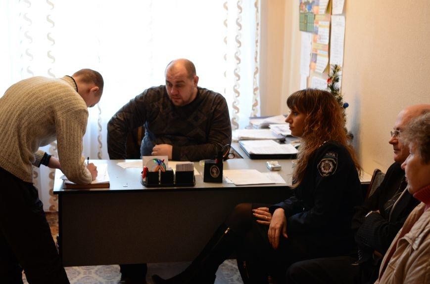 В Кривом Роге милиционеры зачитали школьникам их права и рассказали о вреде алкоголя и сигарет на молодой организм (ФОТО), фото-2